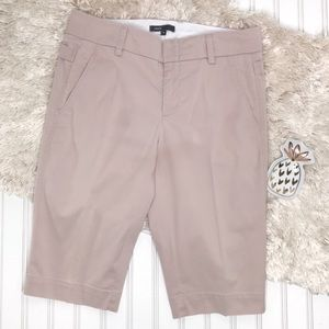 Vince Bermuda Shorts Size 4 Dusty Pink